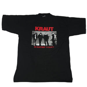 "Vintage Kraut ""An Adjustment To Society"" T-Shirt"