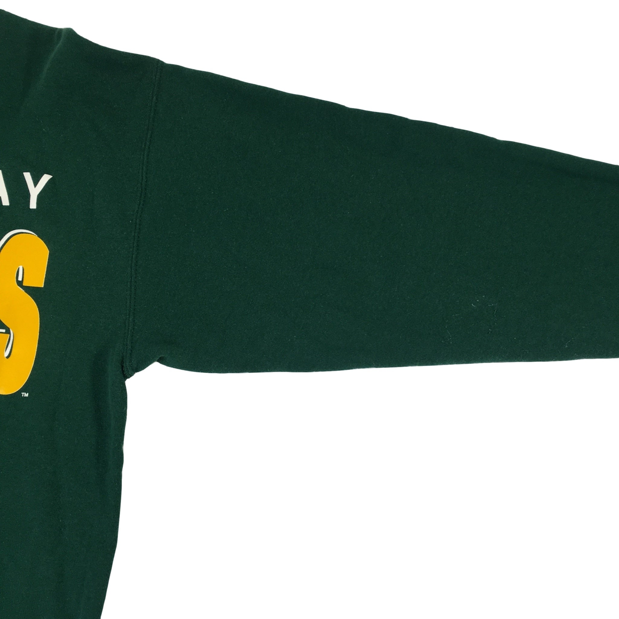 "Vintage Green Bay Packers ""Logo"" Crewneck Sweatshirt"