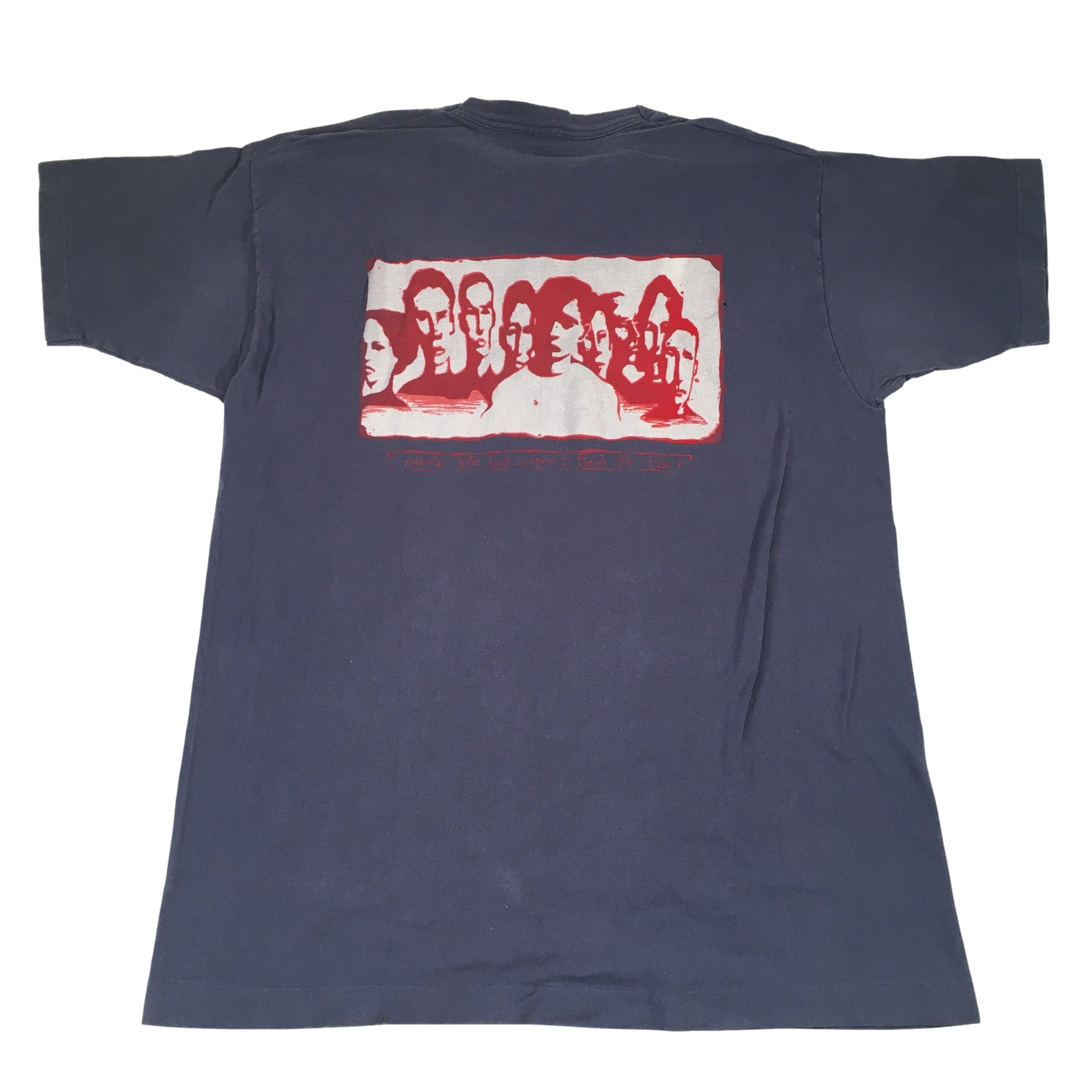 "Vintage Split Lip ""For The Love Of The Wounded"" T-Shirt"