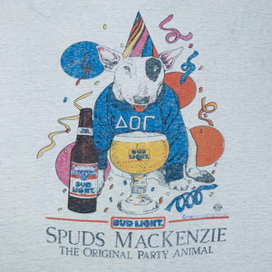 "Vintage Spuds Mackenzie ""The Original Party Animal"" T-Shirt"