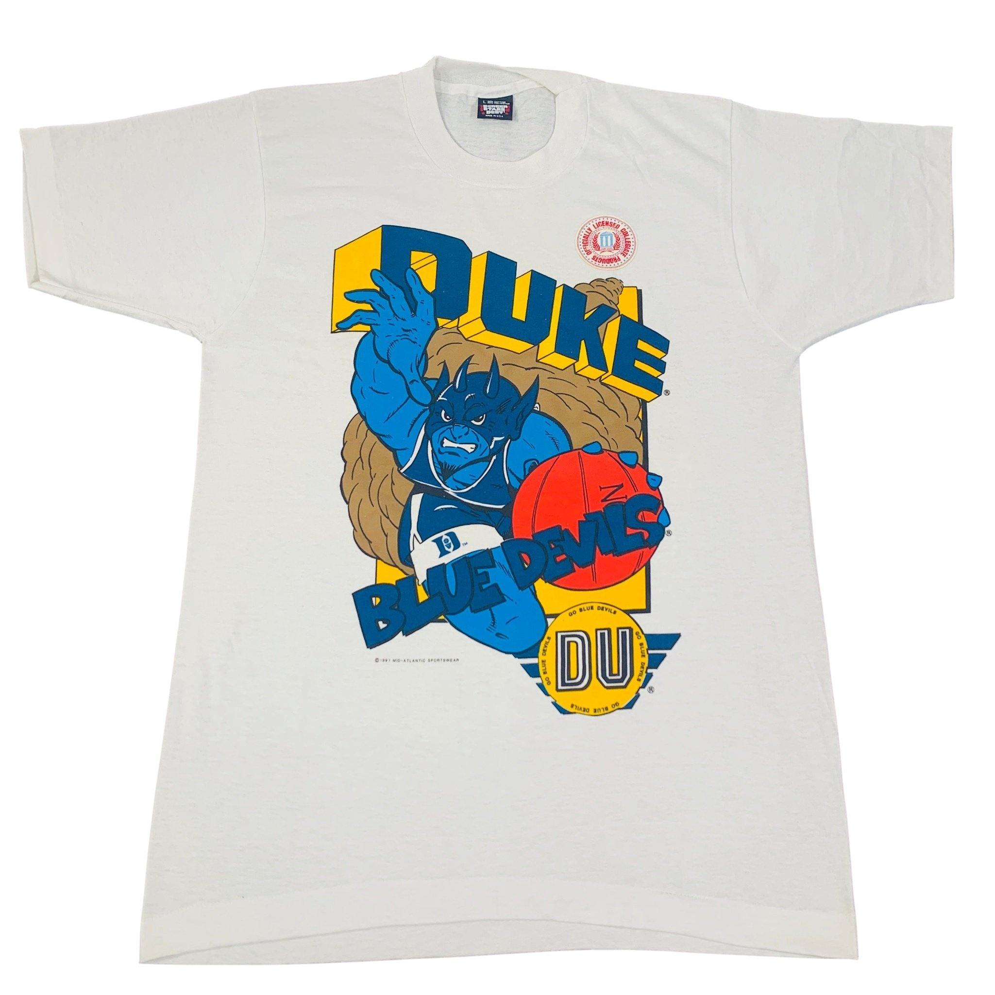 "Vintage Duke University ""Blue Devils"" T-Shirt"