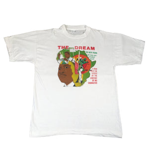"Vintage The Dream ""All Men Are Created Equal"" T-Shirt"
