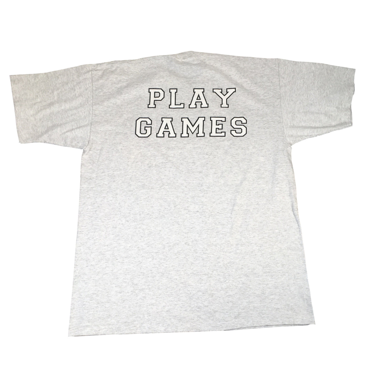 "Vintage Dog Eat Dog ""Play Games"" T-Shirt"