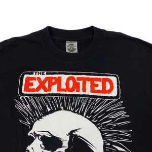 "Vintage The Exploited ""Mosquitohead"" T-Shirt"