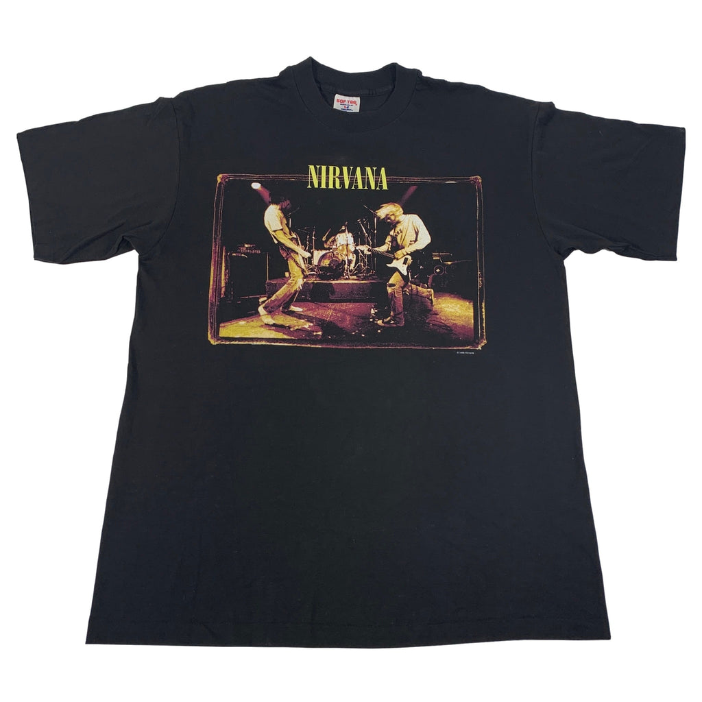 "Vintage Nirvana ""From The Muddy Banks"" T-Shirt"