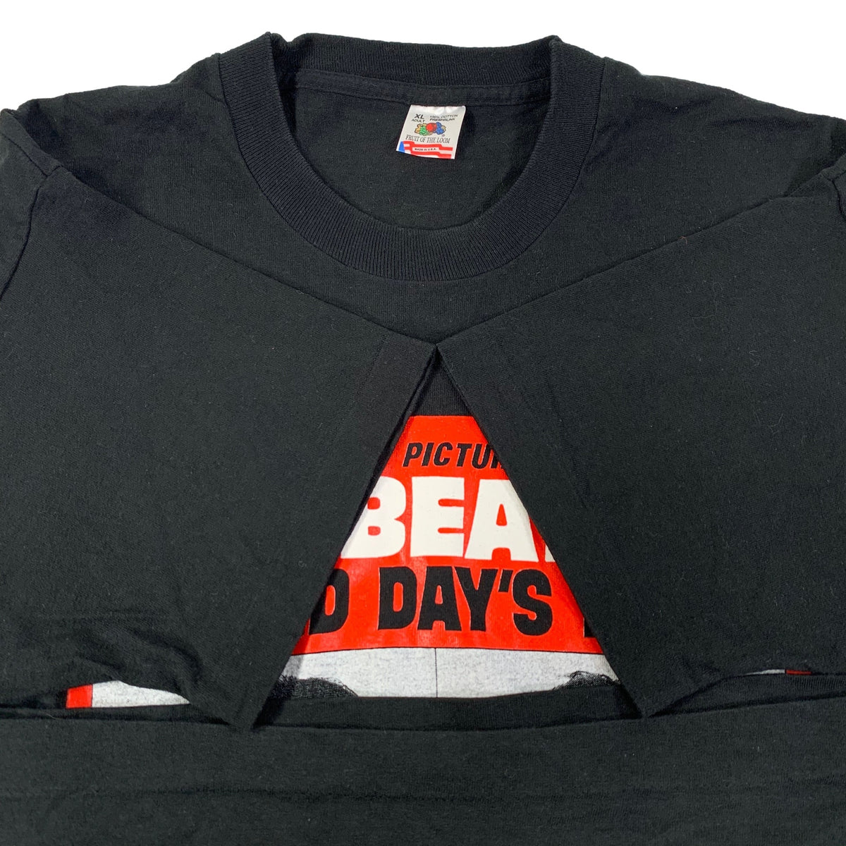 "Vintage The Beatles ""A Hard Day's Night"" T-Shirt"