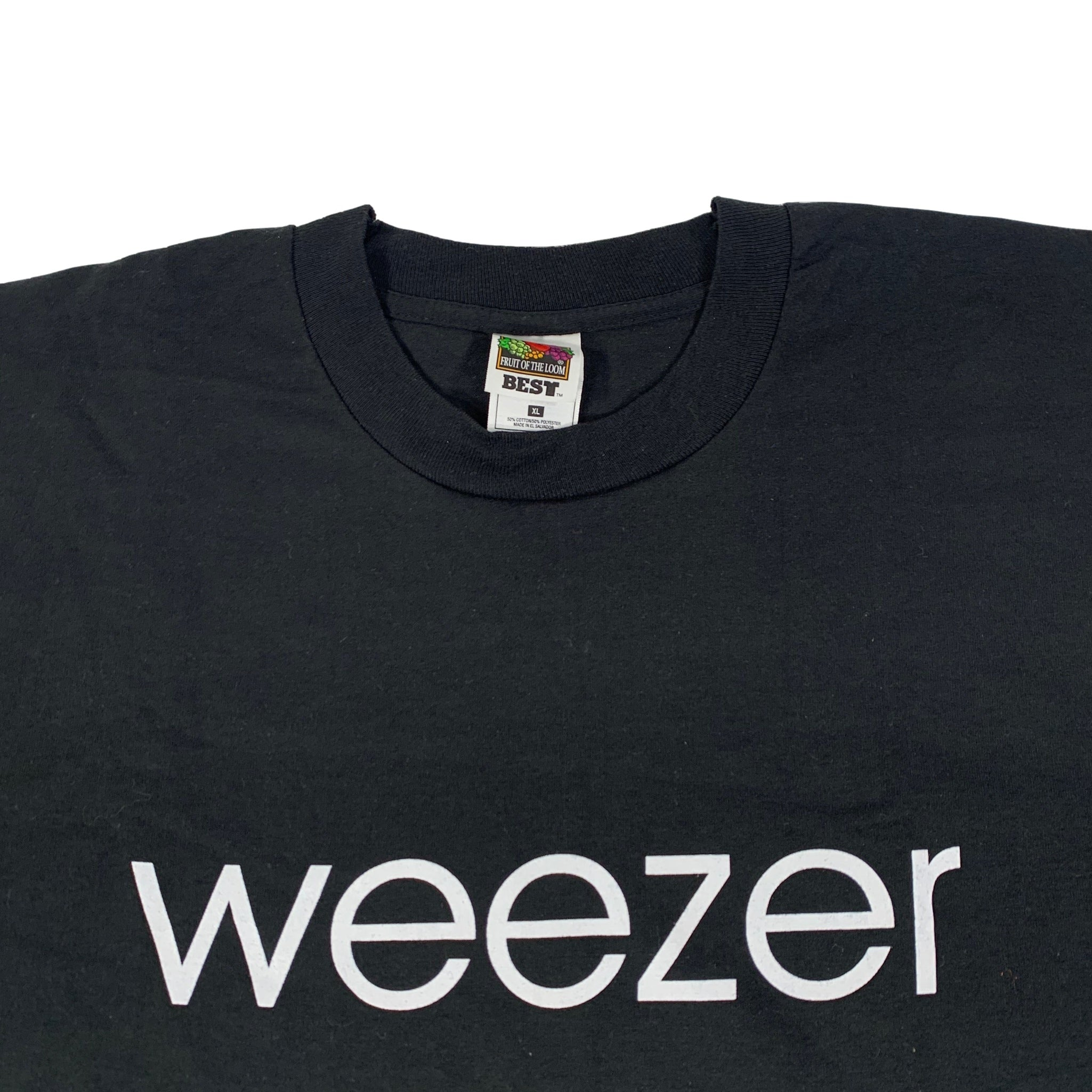 "Vintage Weezer / Saves The Day ""Hyper Extended"" T-Shirt"