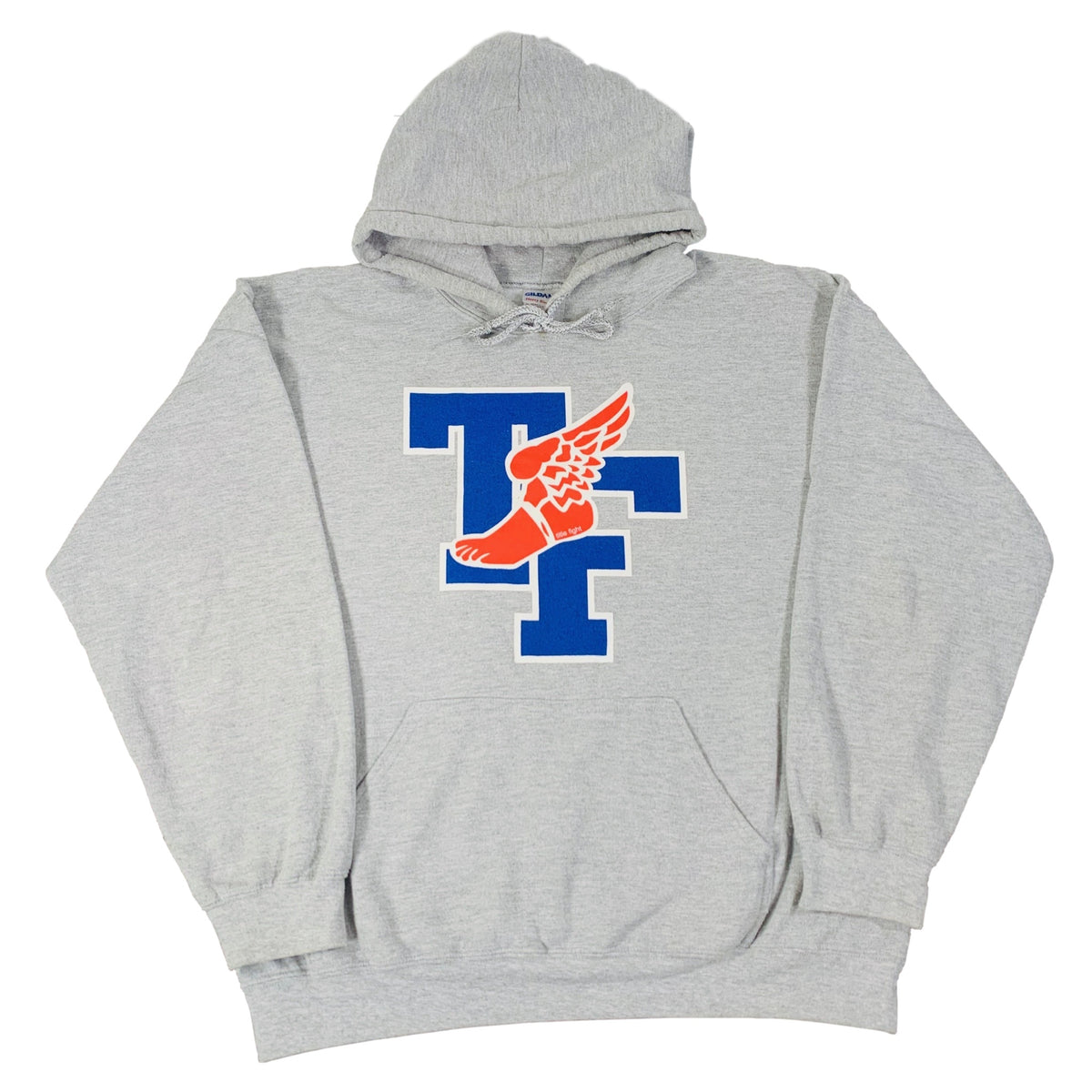 "Vintage Title Fight ""P Wing"" Hooded Sweatshirt"