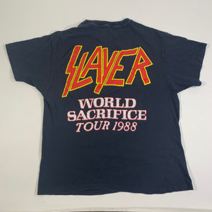 "Vintage Slayer ""Root Of All Evil"" T-Shirt"