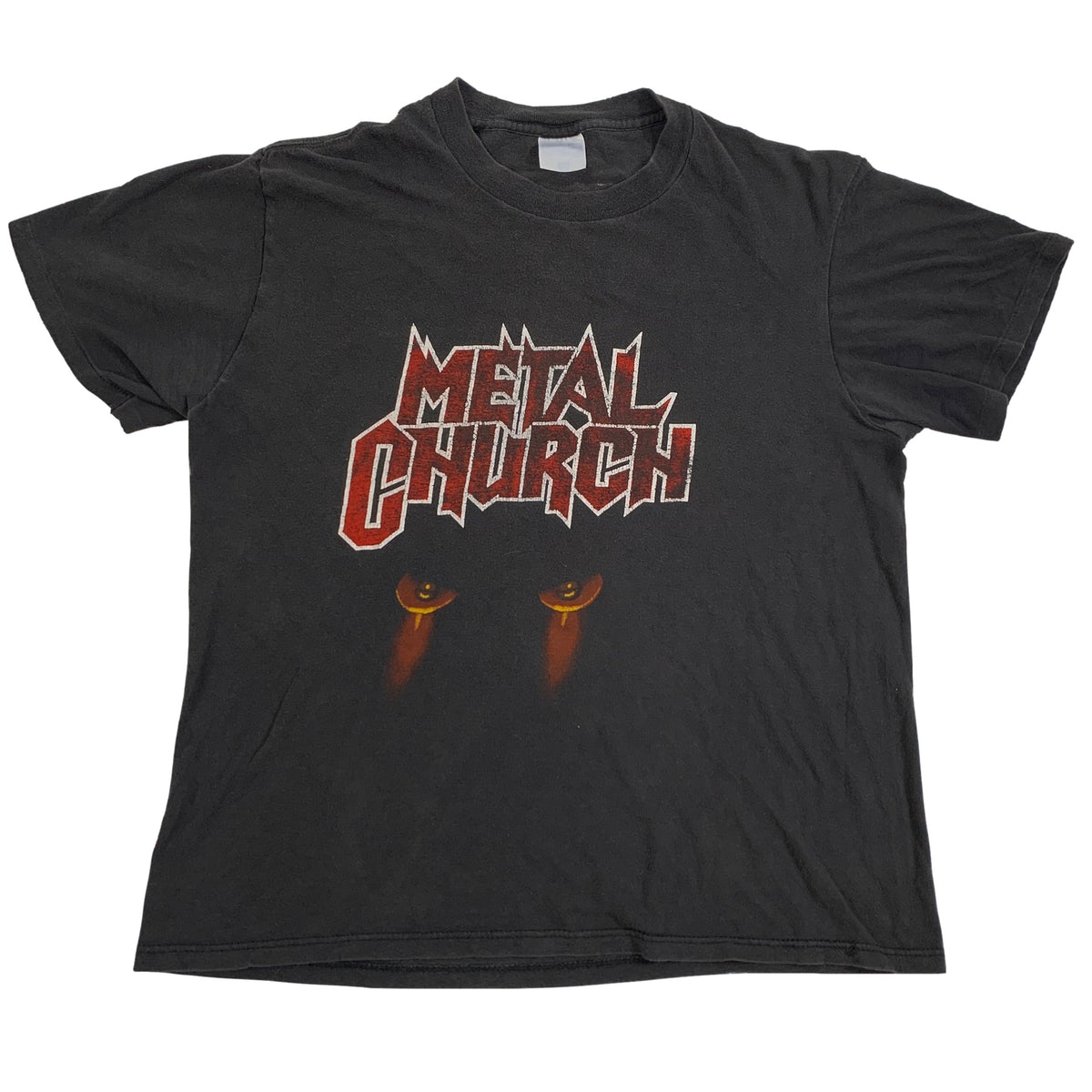 "Vintage Metal Church ""North America"" Tour T-Shirt"