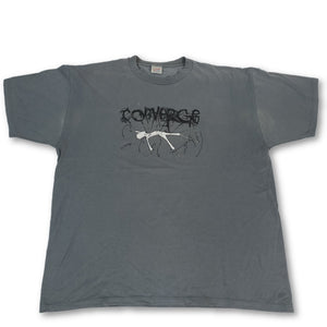 "Vintage Converge ""Petitioning The Empty Sky"" T-Shirt"