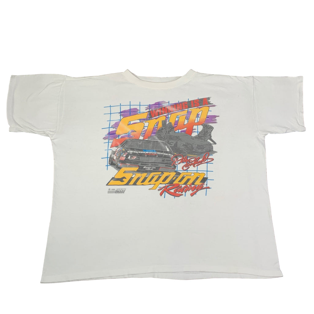 "Vintage Dale Earnhardt ""Snap-On Racing"" T-Shirt"