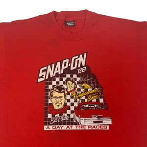 "Vintage Snap-On ""A Day At The Races"" T-Shirt"