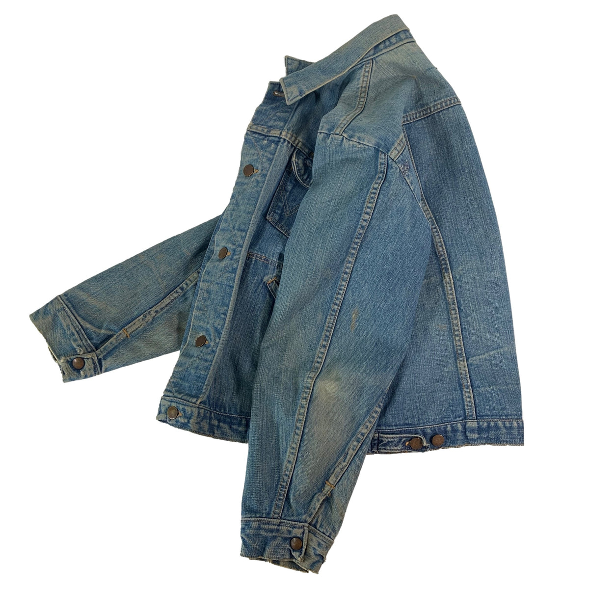 "Vintage Wrangler ""Selvedge"" Denim Jacket"