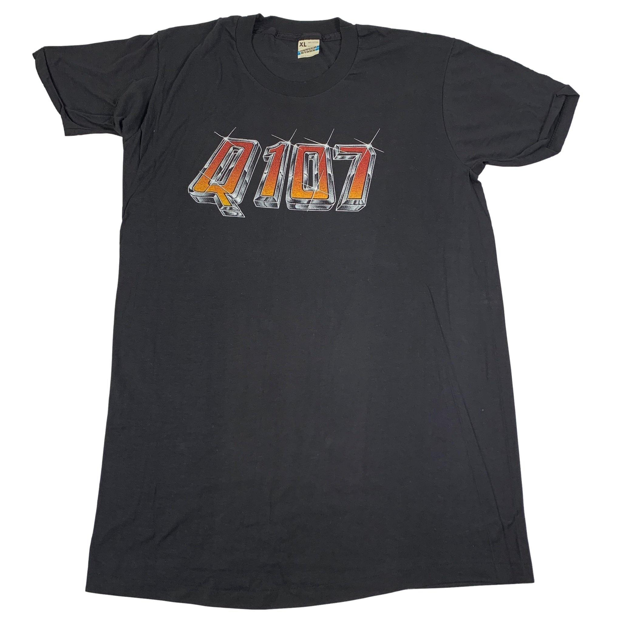 "Vintage Q107 ""The Beatles"" T-Shirt"