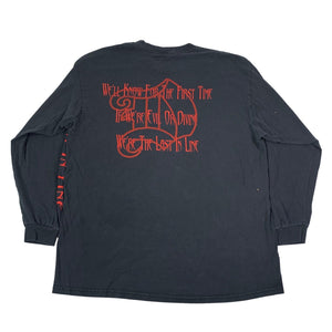 "Vintage DIO ""The Last In Line"" Long Sleeve Shirt"