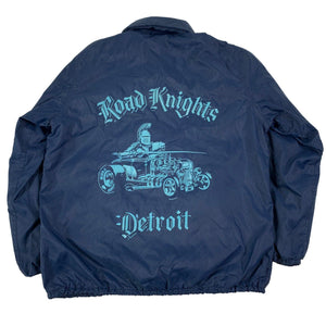 Vintage Road Knights Car Club Jacket