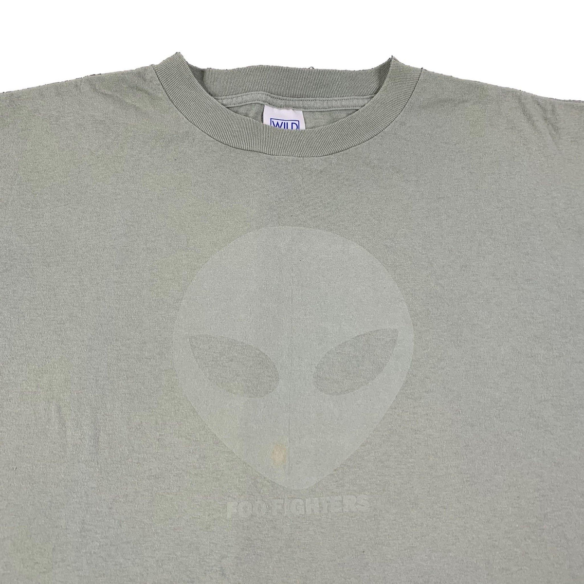 "Vintage Foo Fighters ""Roswell Records"" T-Shirt - jointcustodydc"