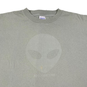 "Vintage Foo Fighters ""Roswell Records"" T-Shirt"