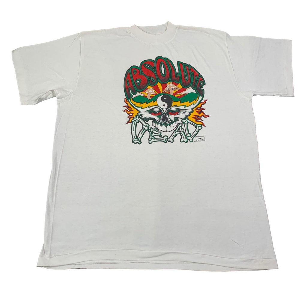 "Vintage Grateful Dead ""Absolute Dead"" T-Shirt"