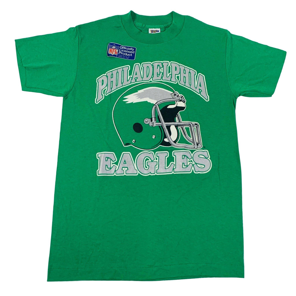 "Vintage Philadelphia Eagles ""NFL""  T-Shirt - jointcustodydc"
