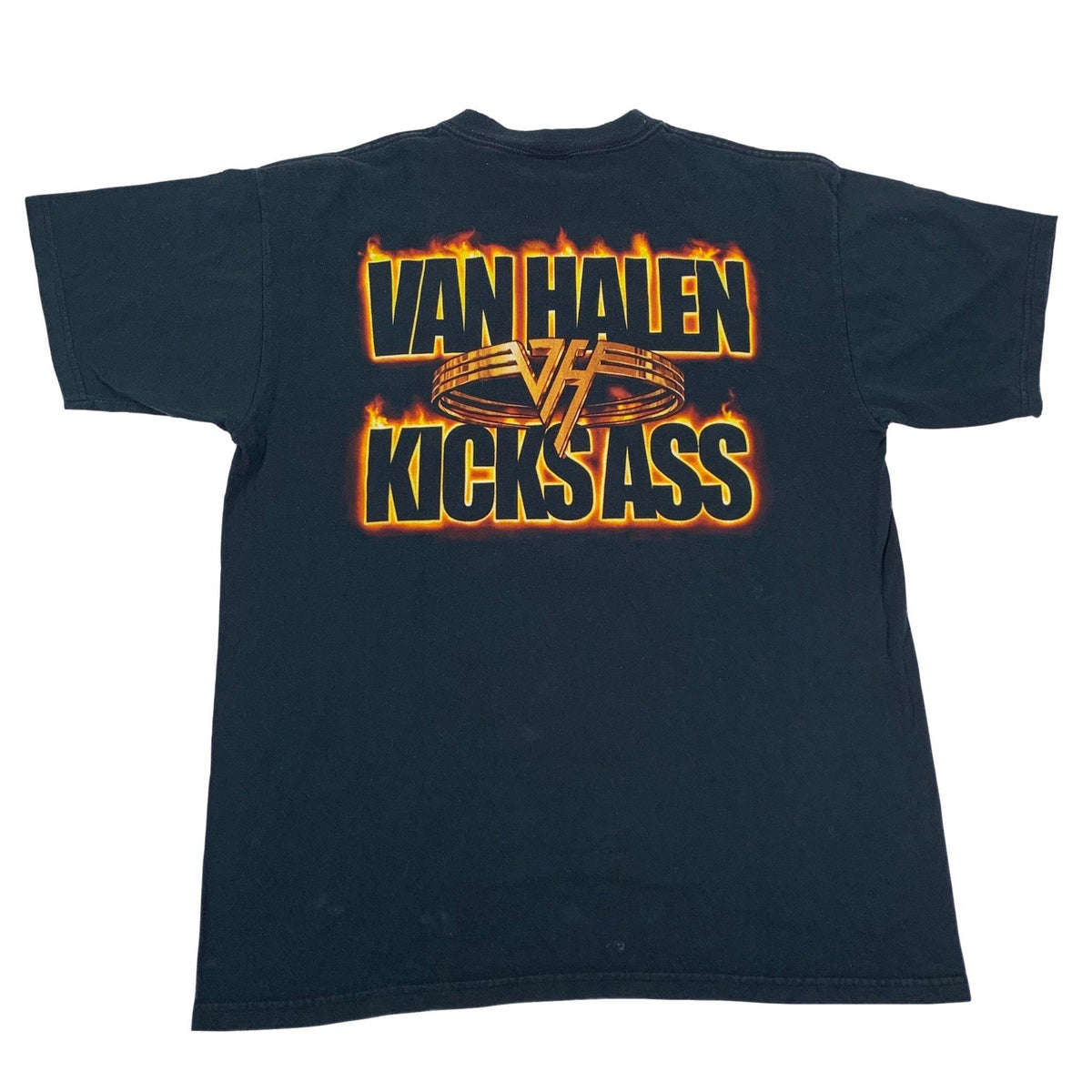"Vintage Van Halen ""Kicks Ass"" T-Shirt - jointcustodydc"