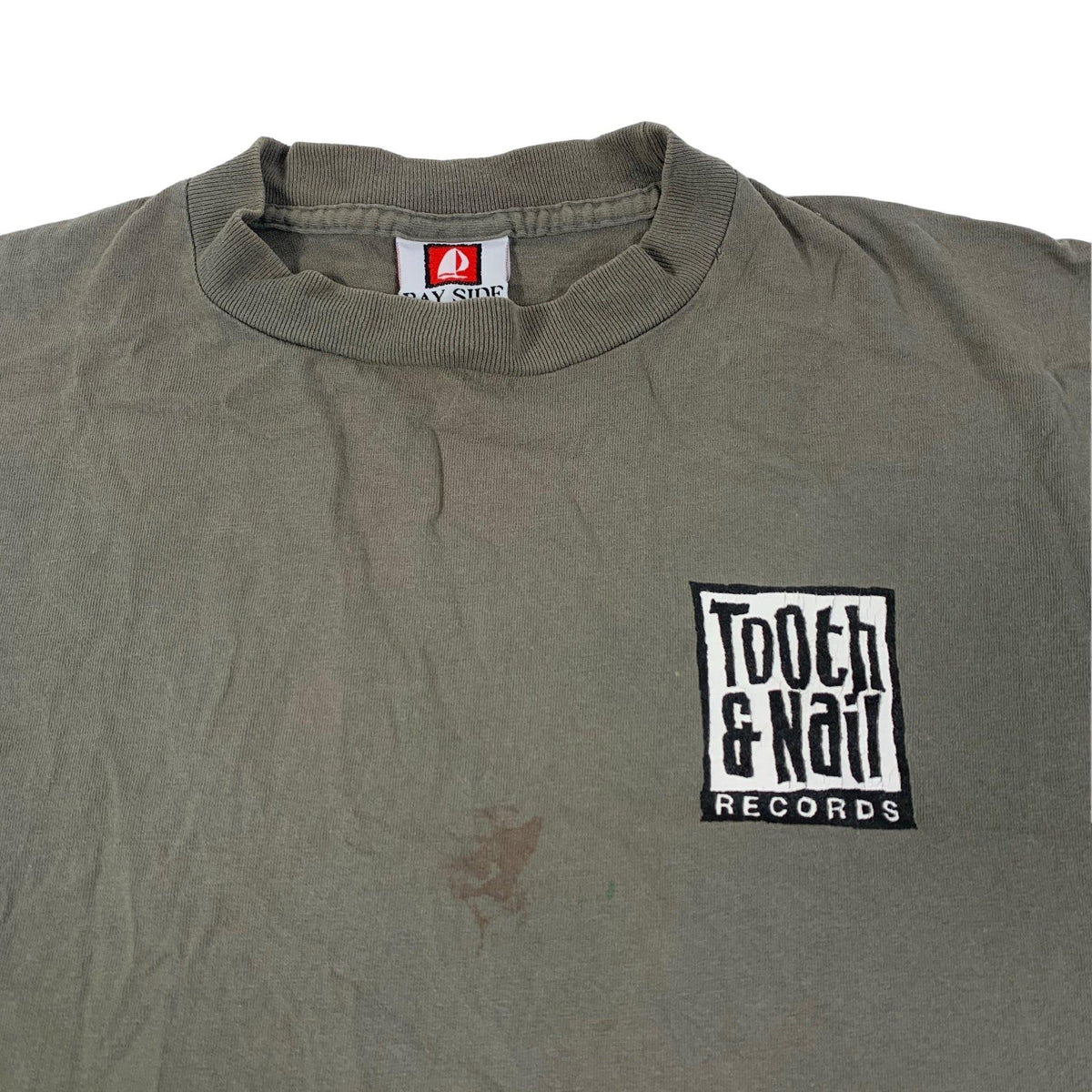 "Vintage Tooth & Nail Records ""Corporate Takeover"" T-Shirt"
