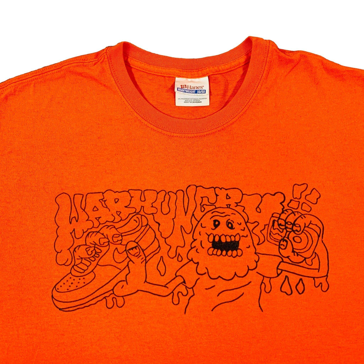 "Vintage War Hungry ""Nike"" T-Shirt"