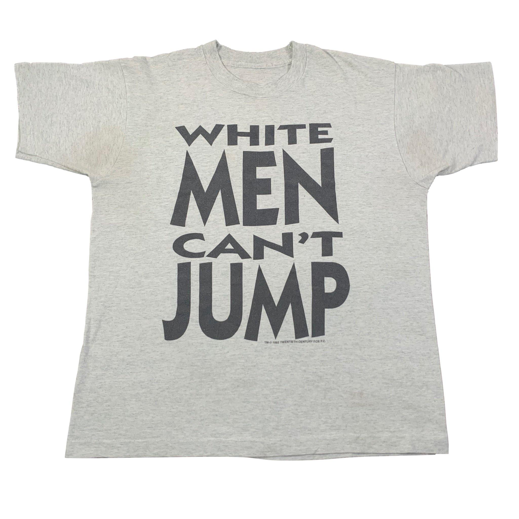 "Vintage White Men Can't Jump ""Promo"" T-Shirt"