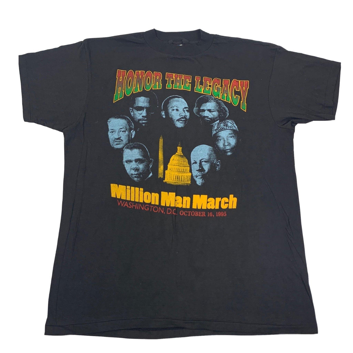 "Vintage Million Man March ""Honor The Legacy"" T-Shirt"