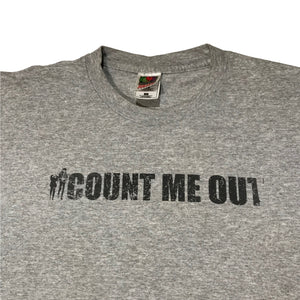 "Vintage Count Me Out ""Sid & Nancy"" T-Shirt"