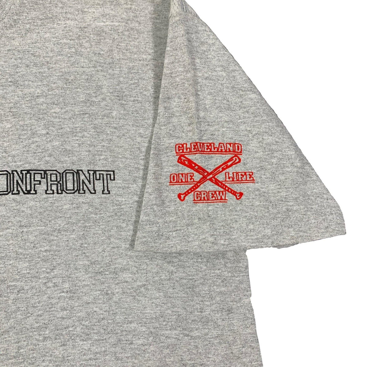 "Vintage Confront ""One Life"" T-Shirt - jointcustodydc"
