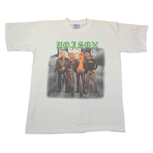 "Vintage Poison ""Hollyweird"" T-Shirt"