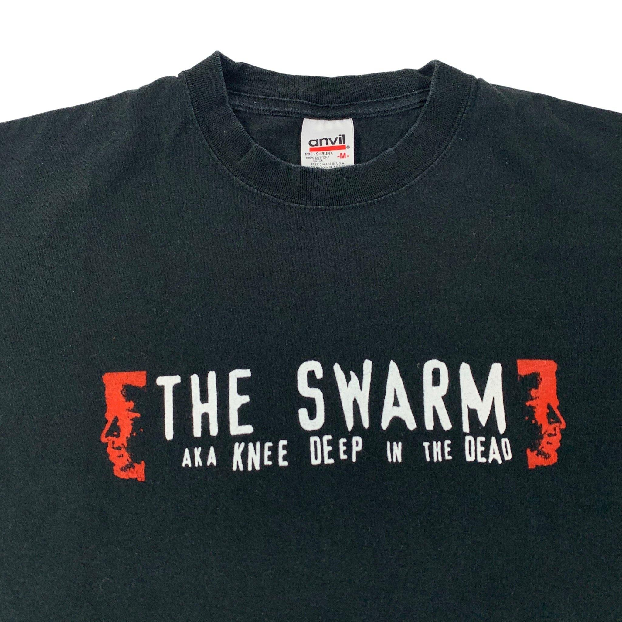 "Vintage The Swarm ""Start Spreading The News"" T-Shirt"