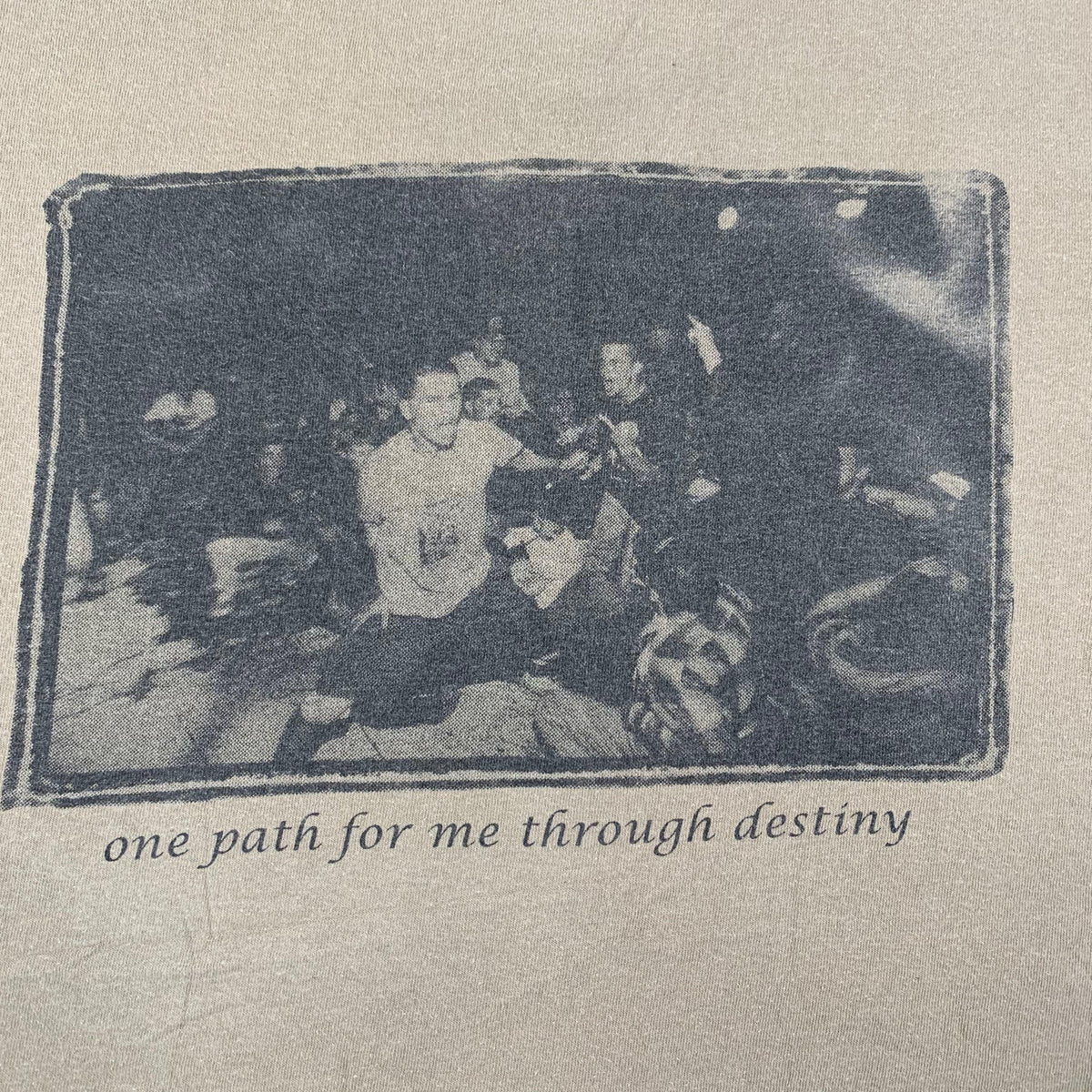 "Vintage 108 ""One Path For Me Through Destiny"" T-Shirt - jointcustodydc"