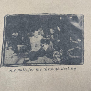 "Vintage 108 ""One Path For Me Through Destiny"" T-Shirt"