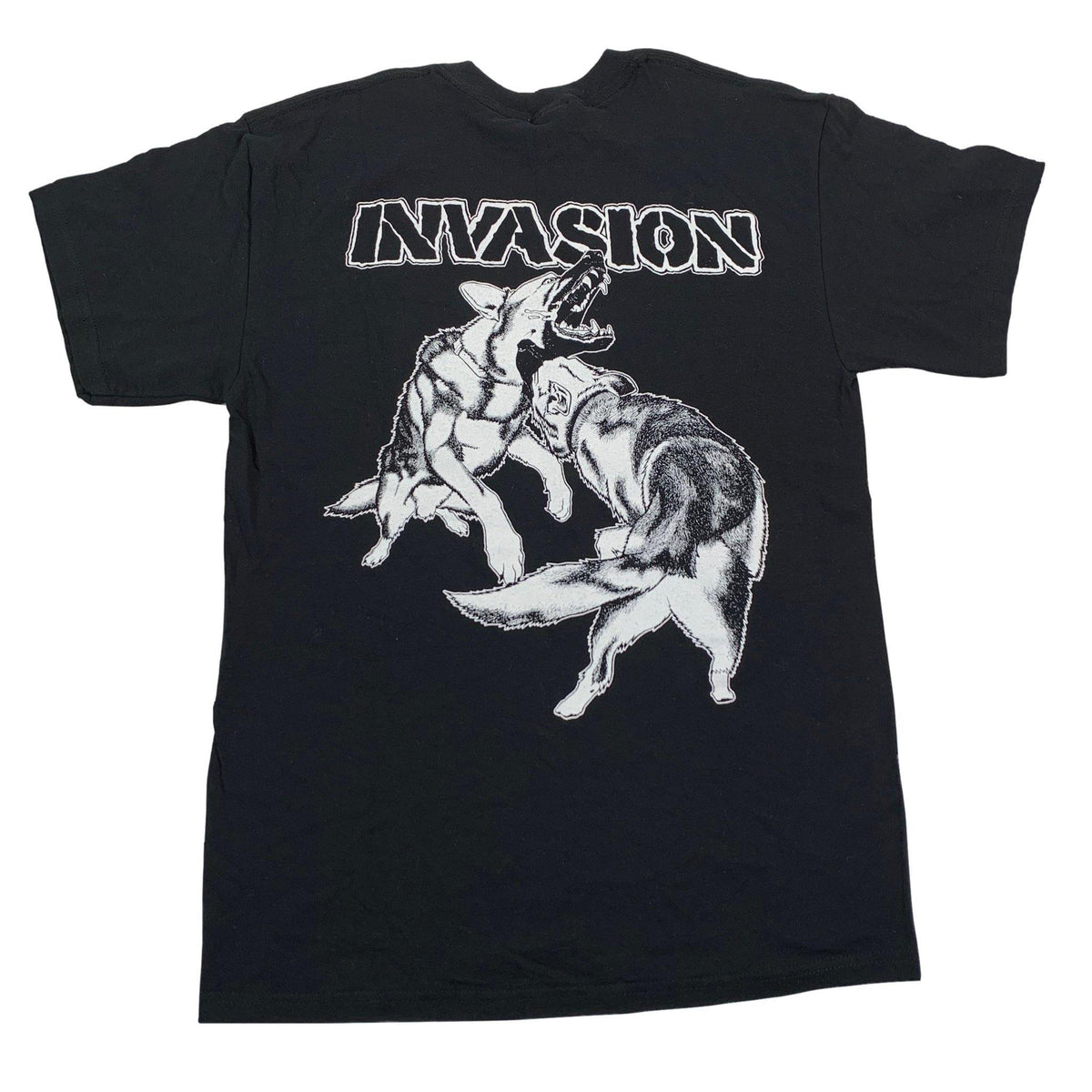 "Vintage Invasion ""Security"" T-Shirt - jointcustodydc"