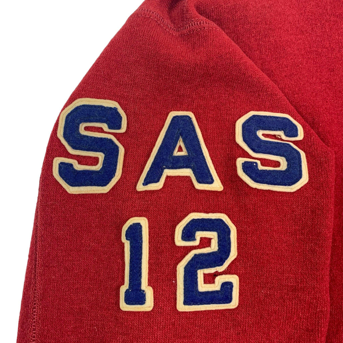 "Vintage Lowe & Campbell Athletic Goods ""SAS 12"" Jacket - jointcustodydc"