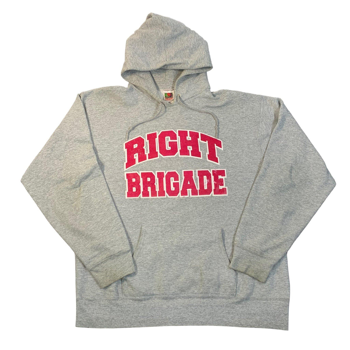 "Vintage Right Brigade ""1999"" Pullover Sweatshirt - jointcustodydc"