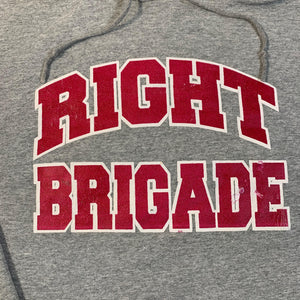 "Vintage Right Brigade ""1999"" Pullover Sweatshirt"