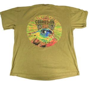 "Vintage Corrosion Of Conformity ""Deliverance"" T-Shirt"