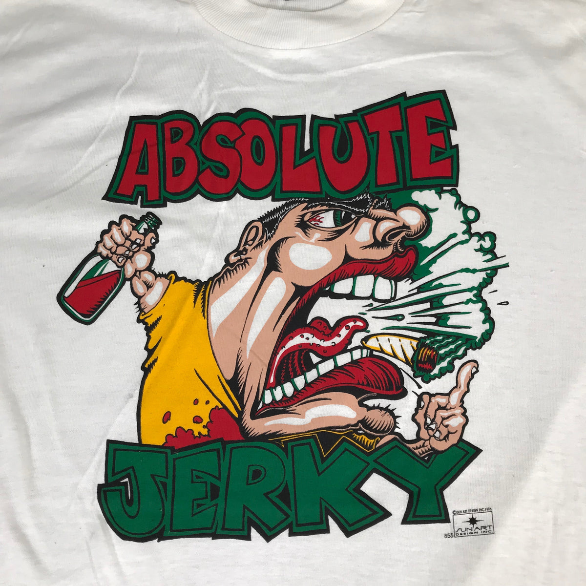 "Vintage Jerky Boys ""Absolute"" T-Shirt"