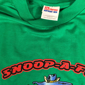 "Vintage Snoop Dogg ""Snoop-A-Fly"" T-Shirt"