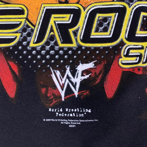 "Vintage The Rock ""Smackdown Hotel"" T-Shirt"