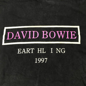 "Vintage David Bowie ""Upstaging"" T-Shirt"