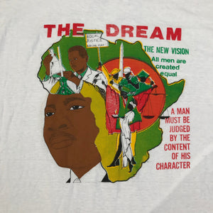"Vintage Martin Luther King ""The Dream"" T-Shirt"