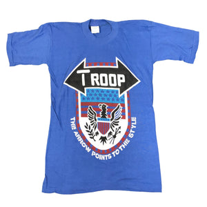 "Vintage World Of Troop ""Arrows"" T-Shirt"
