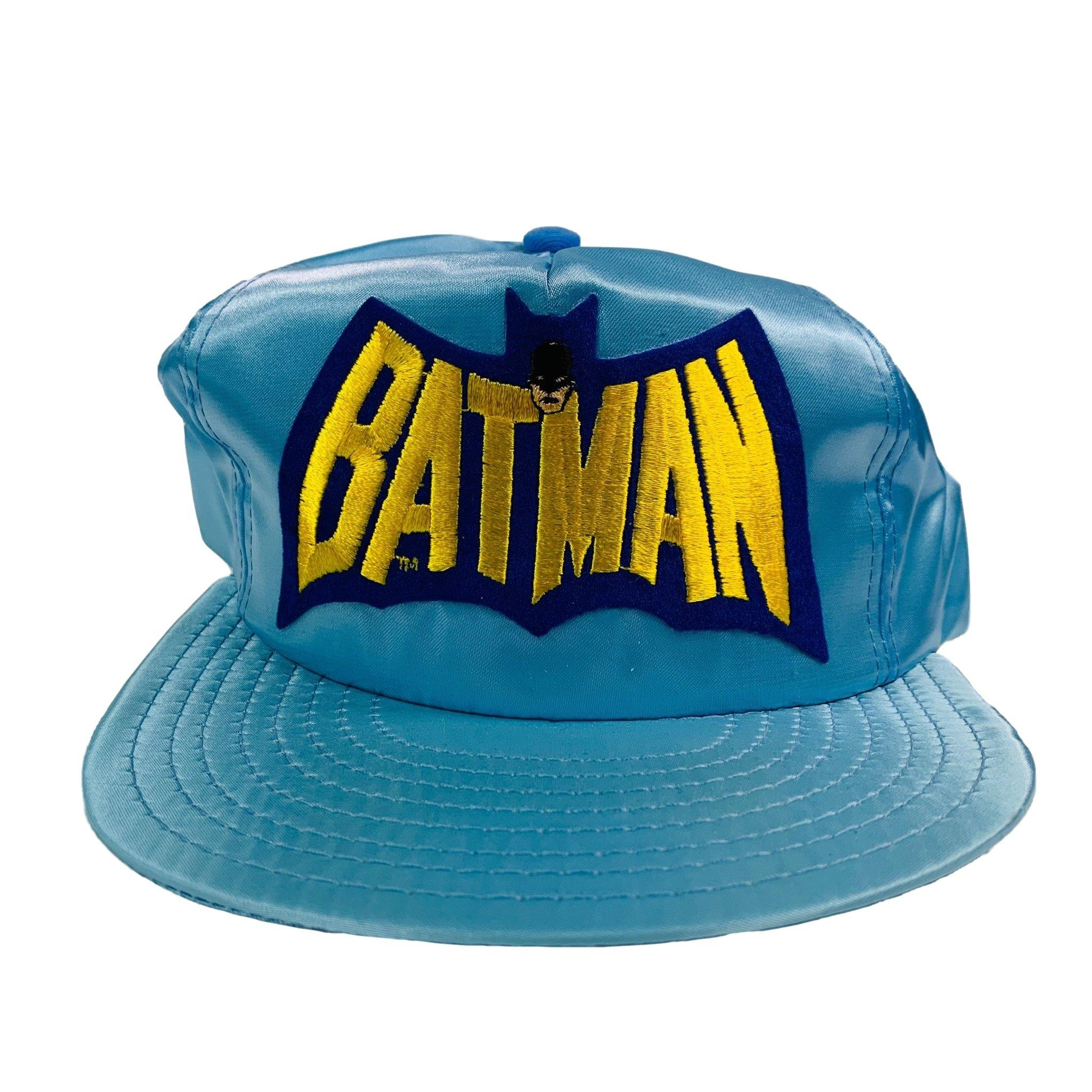 "Vintage Batman ""Satin"" Snapback Hat"