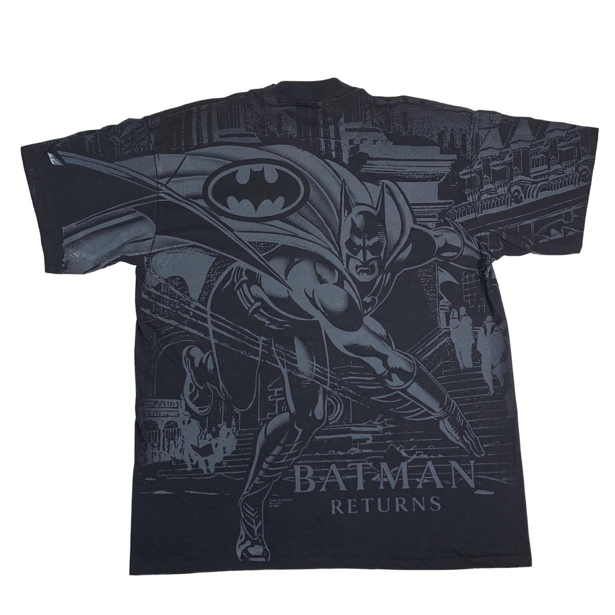 "Vintage Batman Returns ""1991"" T-Shirt - jointcustodydc"