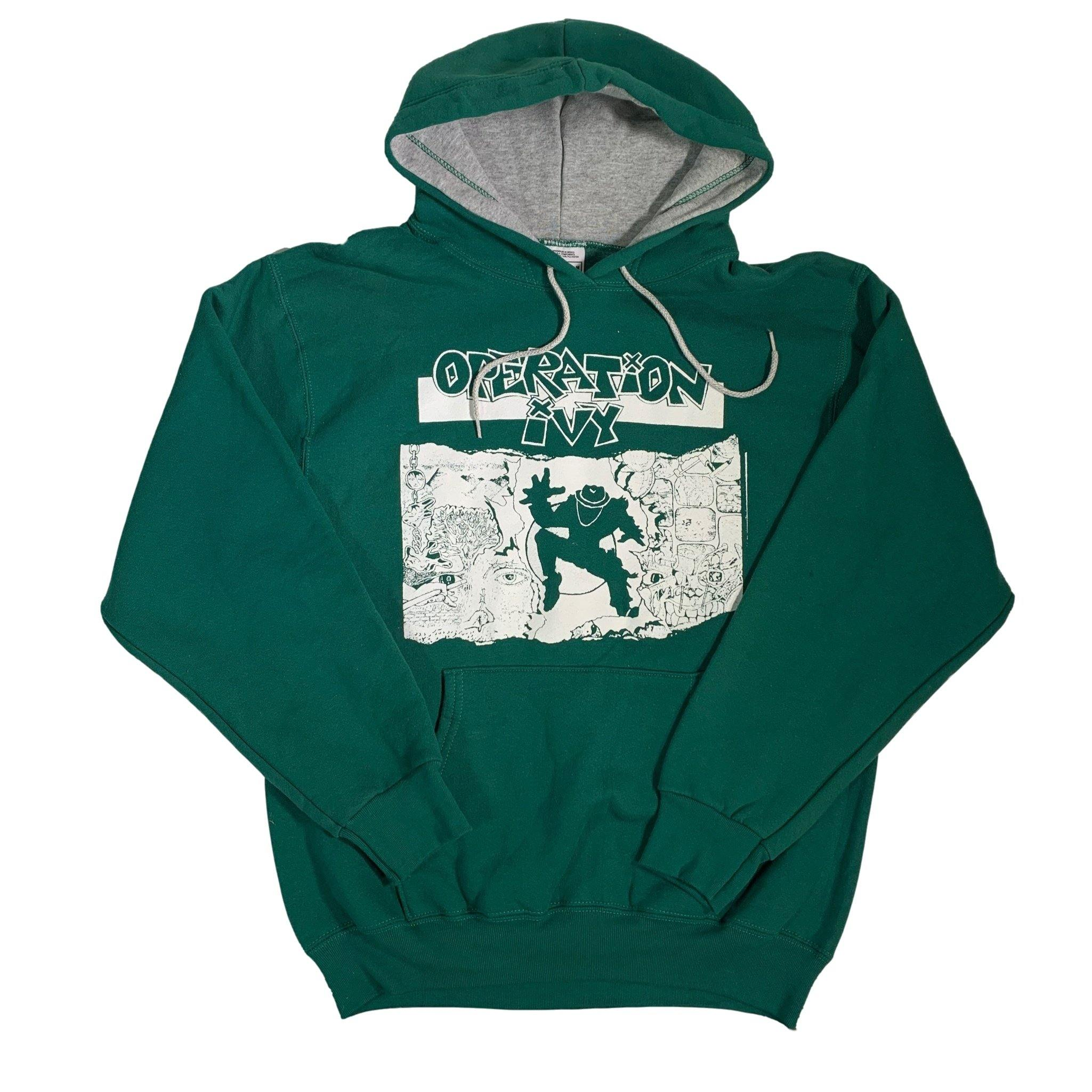 "Vintage Operation Ivy ""Energy"" Pullover Sweatshirt"
